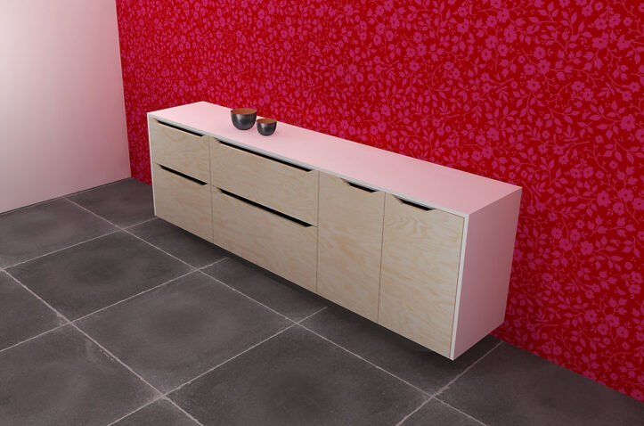 DIY Dressoir-sideboard-Amado-Design by Neo-Eko