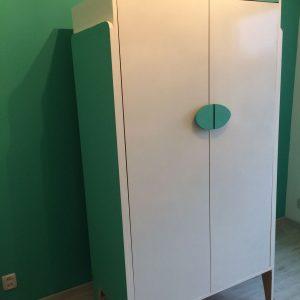 DIY nursery cabinet 'Nicole' by Neo-Eko made by-Stijn-B