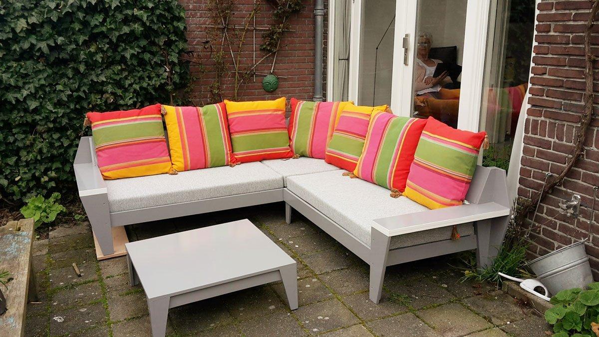 DIY Lounge sofa YelmoXL by Rob, Design Neo-Eko