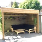 DIY Lounge sofa YelmoXL by Jord, Design Neo-Eko