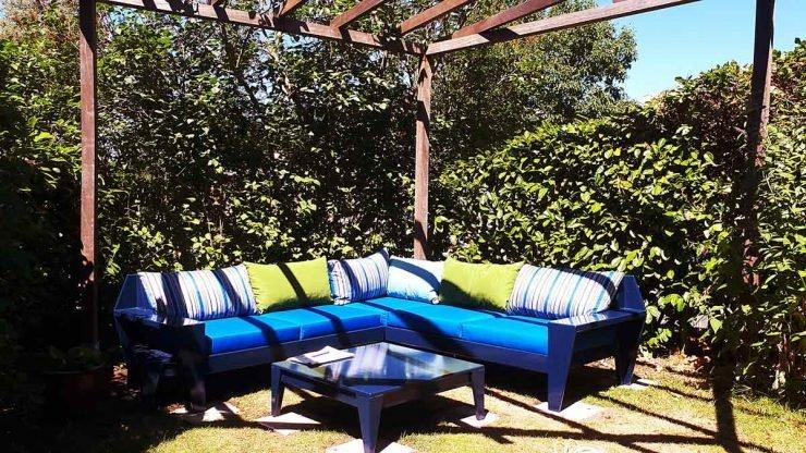 DIY Lounge sofa YelmoXL by Eddy, Design Neo-Eko