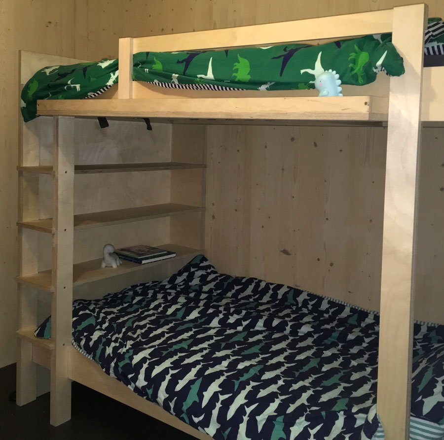 DIY Build it yourself bunk bed Mila by Annelies