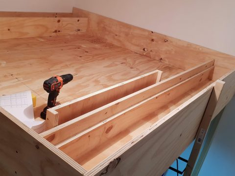 DIY-Loft bed -Carlota- by Thijs