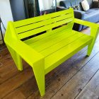DIY-garden bench -Turbon- by