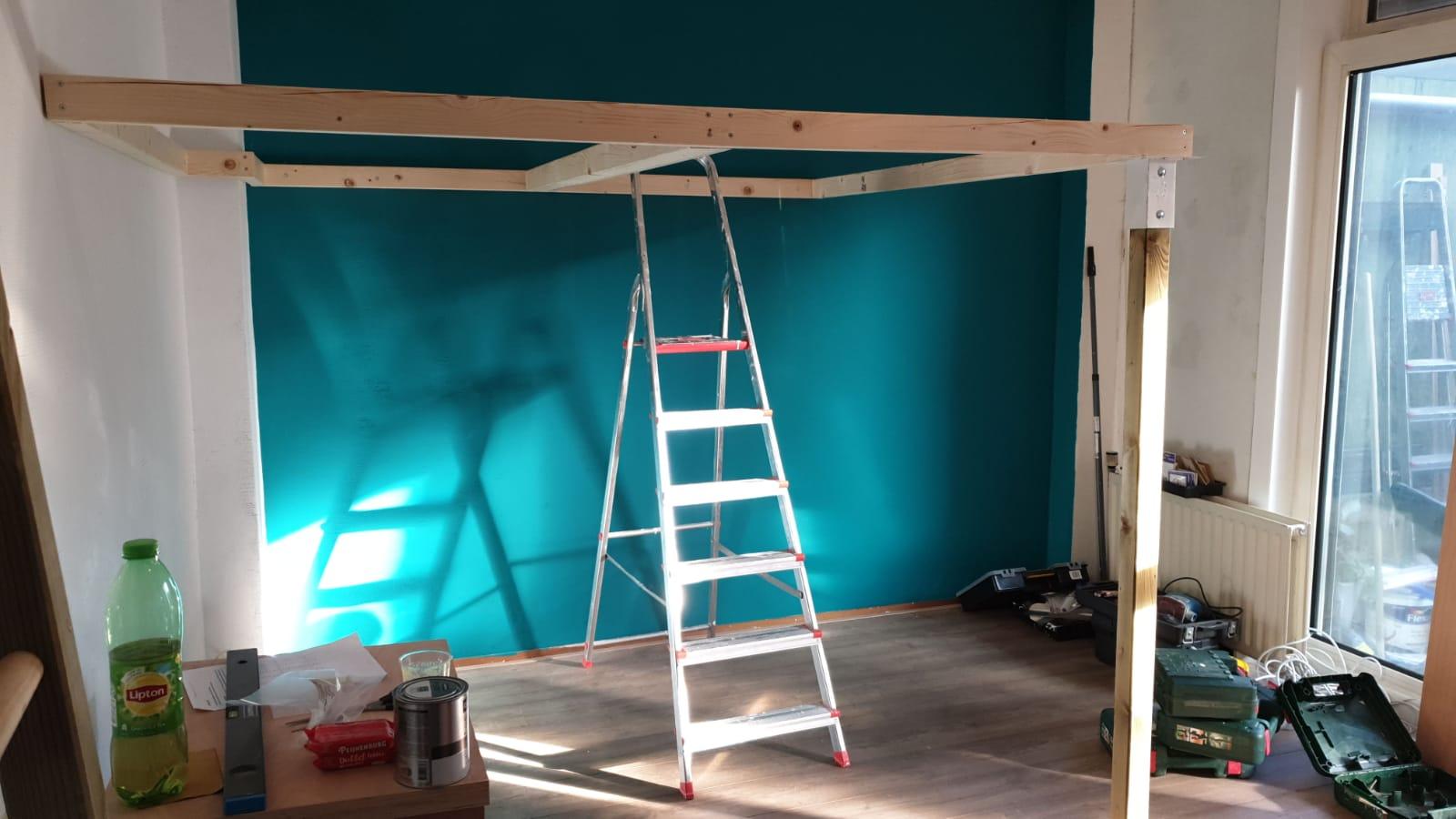 DIY-Loft bed -Carlota- by Marvin