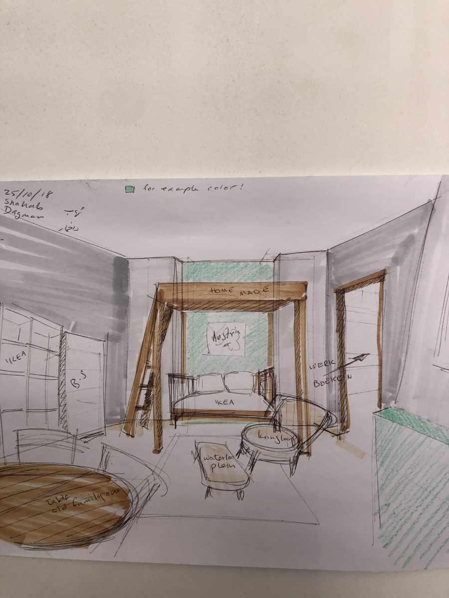 DIY-Loft bed -Carlota- by Dagmar
