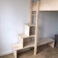 DIY-Loft bed -Carlota- by Arthur