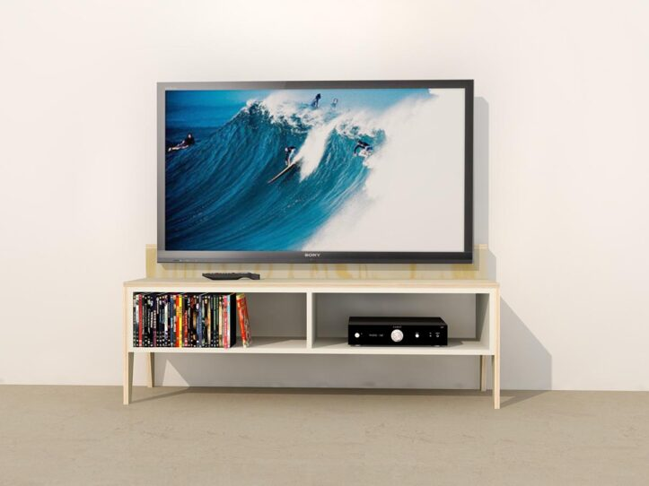 Build it yourself; tv-cabinet marisa